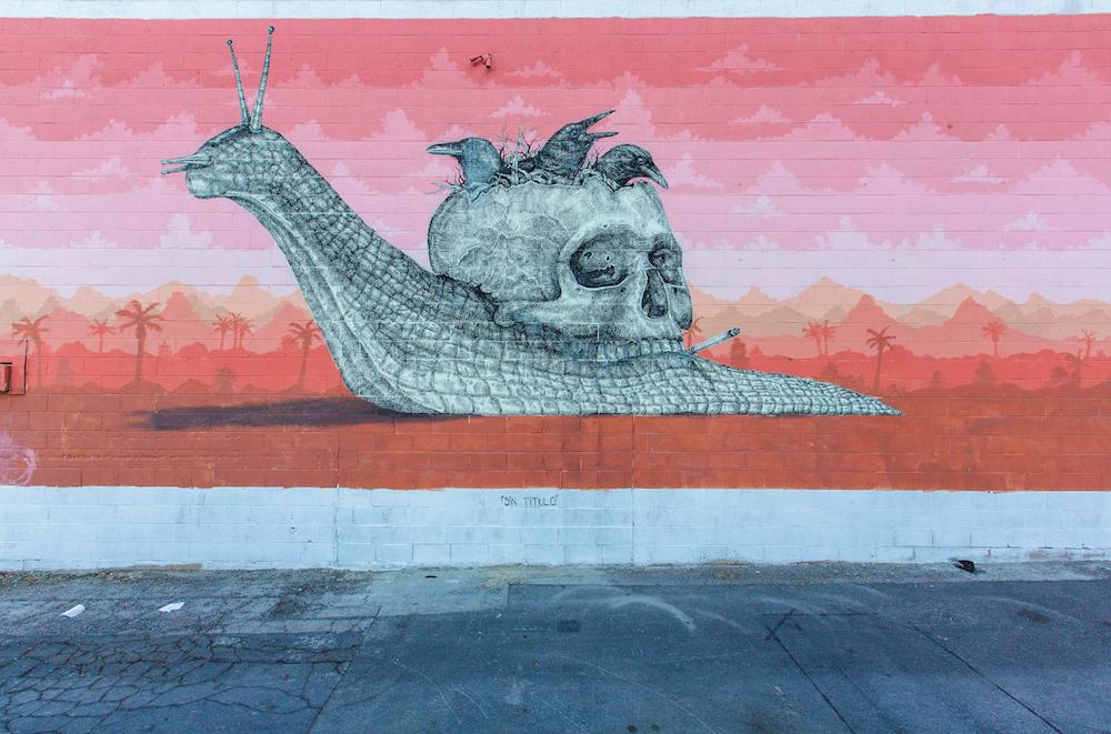 """""""Street Art Las Vegas"""" – A Collection of Vegas' Raddest Street Art"""